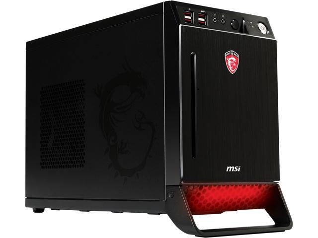 MSI Nightblade B85-003 Support Intel 4th Gen CPU Intel B85 none 1 x HDMI Barebone System
