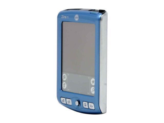 palm Zire 71 (P80720US) PDA TI Tech 144NHz 320 x 320 TFT IrDA