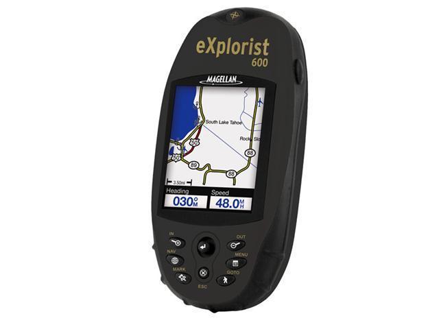"MAGELLAN eXplorist 600 2.25"" North America GPS"