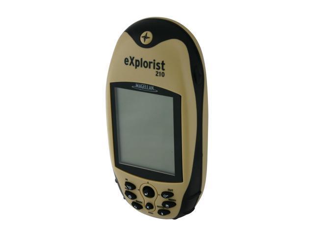 "MAGELLAN eXplorist 210 2.3"" Handheld GPS"