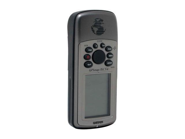 "GARMIN GPSMAP 76CSx 2.6"" GPS System"