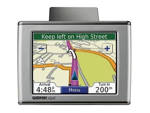 "GARMIN nüvi 350 3.5"" Bilingual Version Versatile Travel Assistant GPS Receiver"