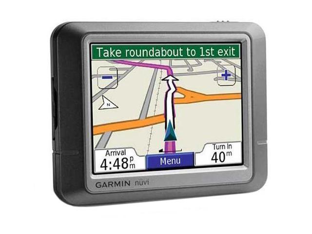 "GARMIN 3.5"" On the Road GPS Navigation"