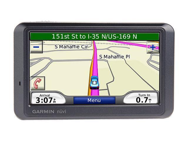 "GARMIN nüvi 760 4.3"" GPS Navigation"