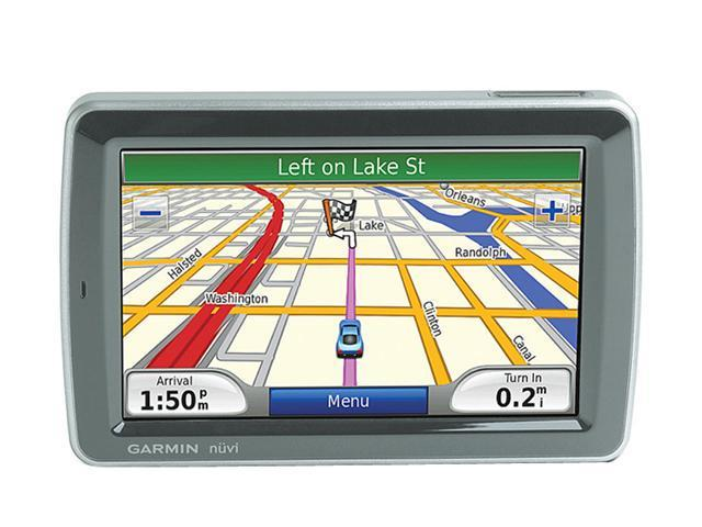 "GARMIN nüvi 5000 5.2"" GPS Navigation"