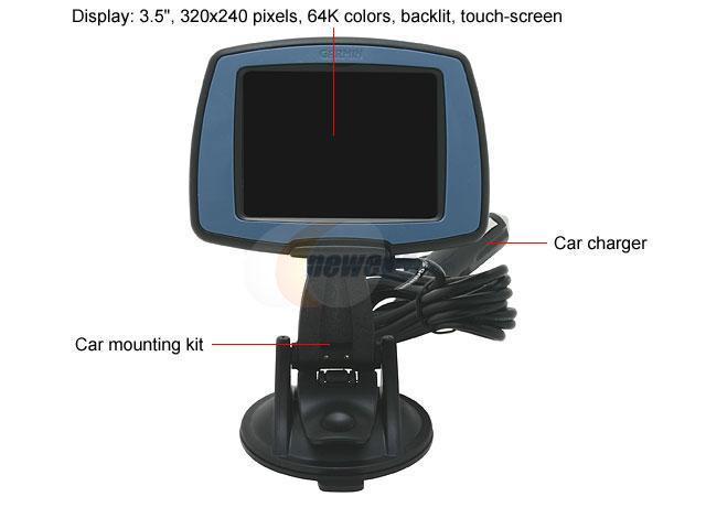 "GARMIN StreetPilot c320 3.5"" Mobile GPS System"