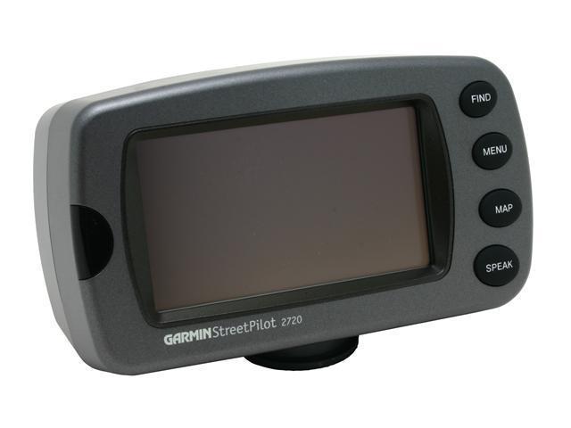 "GARMIN StreetPilot 2720 3.8"" Premium GPS Automotive Navigator"