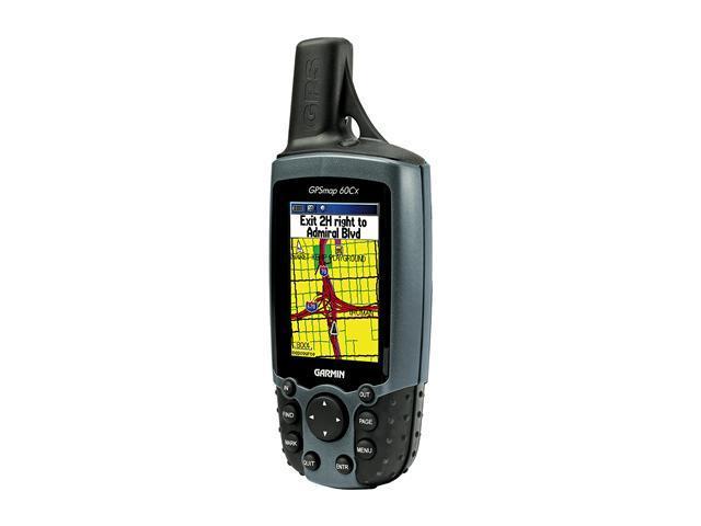 """GARMIN GPSMAP 60Cx 2.6"""" GPS Navigation"""