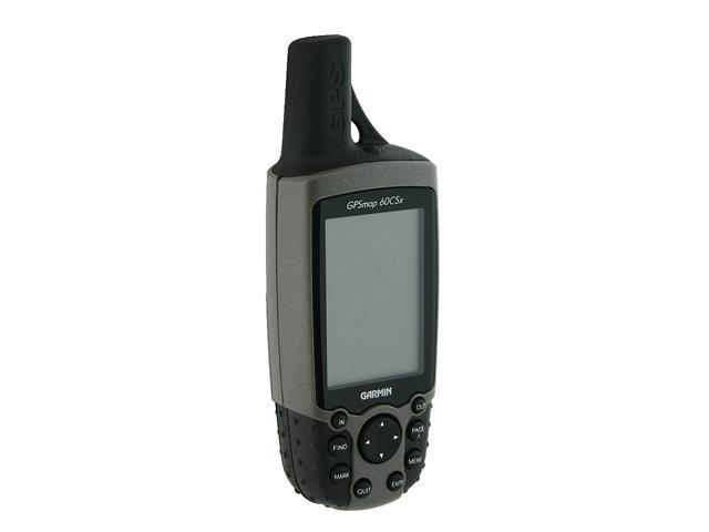 """GARMIN GPSMAP 60CSx 2.6"""" GPS Receiver"""