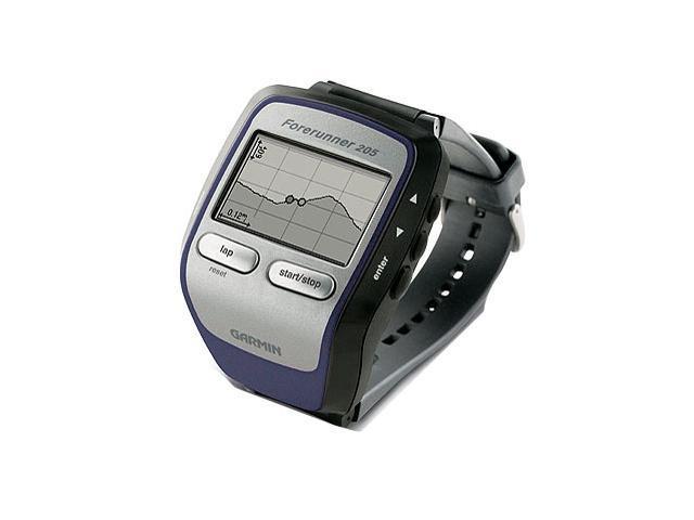 "GARMIN Forerunner 205 1.5"" GPS Receiver"