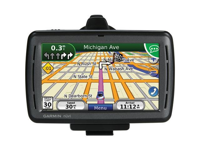 "GARMIN nüvi 855 4.3"" Portable GPS Navigator with Speech Recognition"