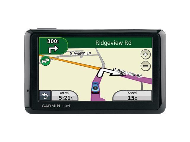 "GARMIN 4.3"" GPS Navigation w/ Lifetime Traffic Update"