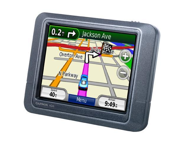 "GARMIN 3.5"" GPS Navigation with Voice Prompts"