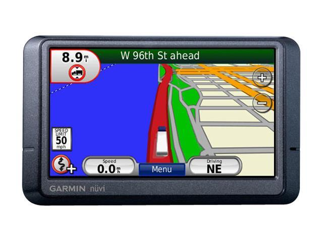 "GARMIN nüvi 465T 4.3"" Truck GPS Navigator with Bluetooth"