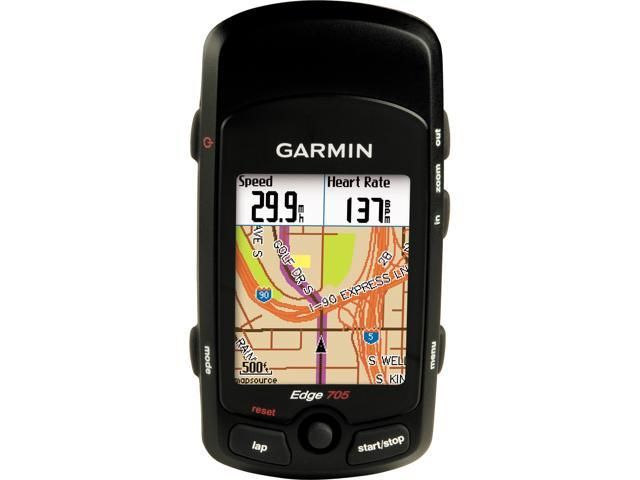 Garmin Edge 705 GPS-Enabled Cycling Computer, 010-N0555-30