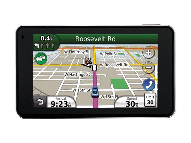 "Garmin Nuvi 3750 4.3"" GPS Navigation with 2D to 3D view"