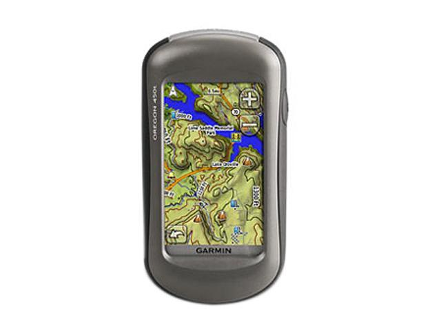 GARMIN Oregon 450t 3.0