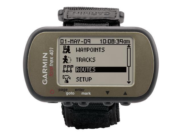 "GARMIN 1.66"" Wrist-Mounted GPS Navigation"