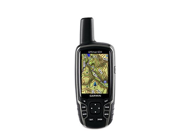 "GARMIN 2.6"" Handheld Worldwide GPS Navigation"
