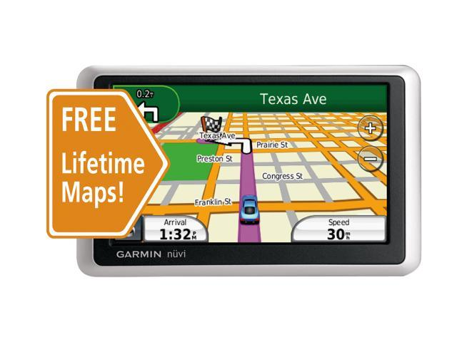 "GARMIN 4.3"" GPS Navigation with Lifetime Map Updates"