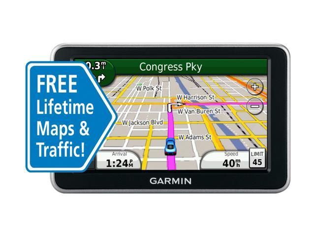 "GARMIN nüvi 2350LMT 4.3"" GPS Navigation with Lifetime Traffic & Map Updates"