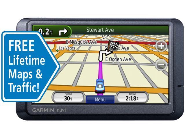 "GARMIN 4.3"" Truck GPS Navigator with lifetime Map & Traffic Updates"
