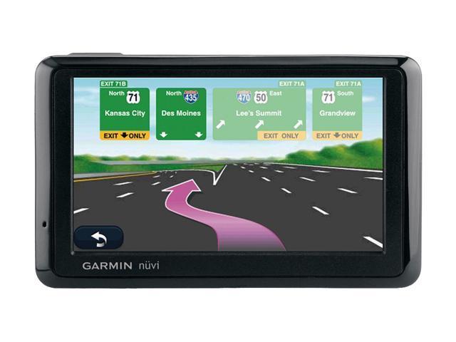 "GARMIN 4.3"" GPS Navigation W/Lifetime Map & Traffic Updates"