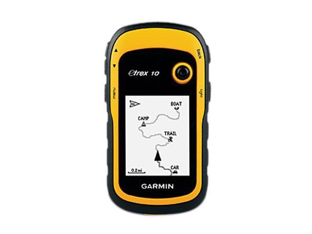 "GARMIN 2.2"" Handheld GPS Navigation"