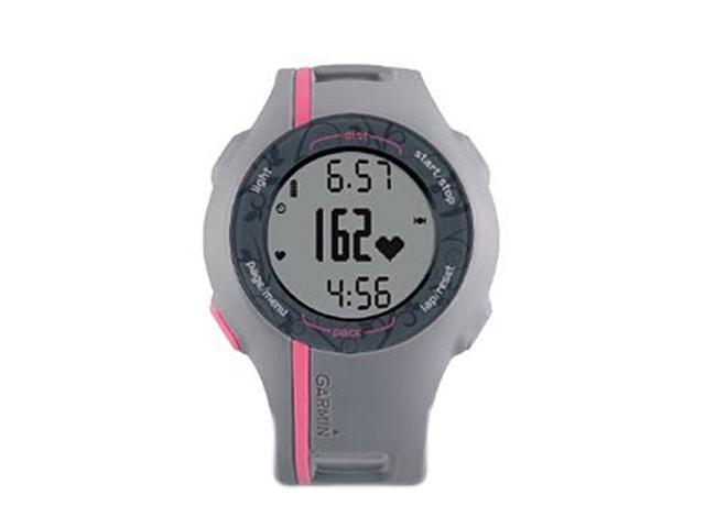Garmin 010-00863-10 Forerunner 110 Women's Pink GPS Navigation w/ Heart Rate Monitor