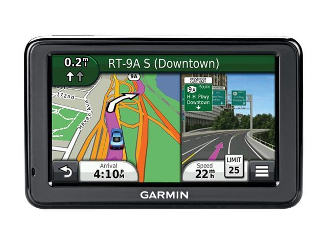"GARMIN 5.0"" GPS Navigation with Lifetime Map & Traffic Updates"