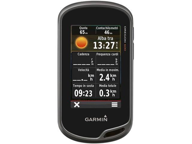 """GARMIN 3.0"""" Waterproof Handheld GPS Navigation"""