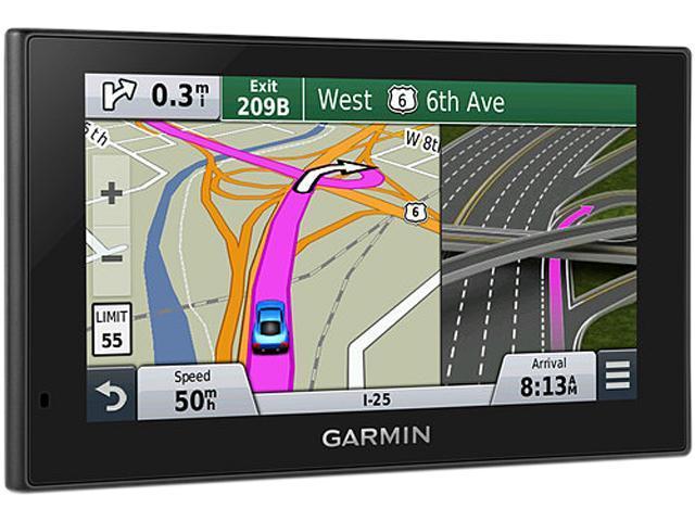 "Garmin nuvi 2589LMT Advanced 6.1"" GPS Car Navigation System"