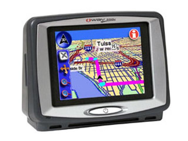 "LOWRANCE iWay 350C 3.5"" GPS Receiver"