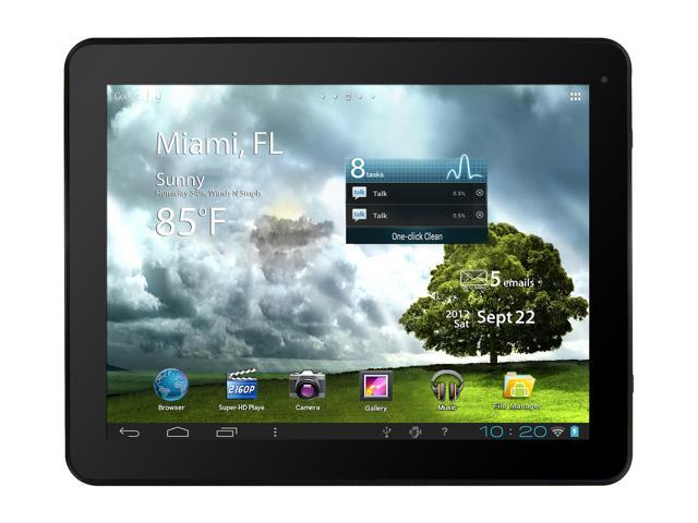 "Mach Speed Trio Stealth Pro 9.7C 4.0 8 GB 9.7"" Tablet PC"
