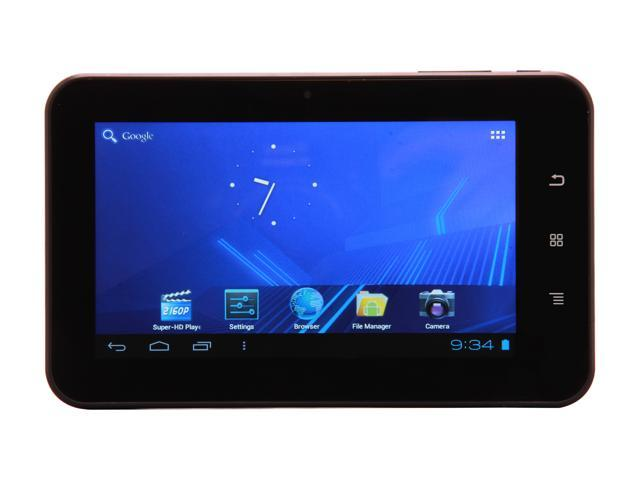 """Mach Speed TRIO-STEALTH PRO METAL-7CM 7"""" Capacitive Touch Screen LCD Tablet"""