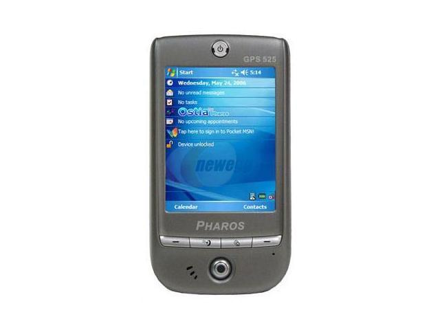 PHAROS PTL525E Pocket PC with GPS, WiFi and Bluetooth