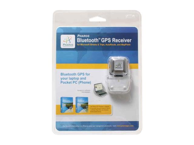 PHAROS PT120 Bluetooth GPS Receiver