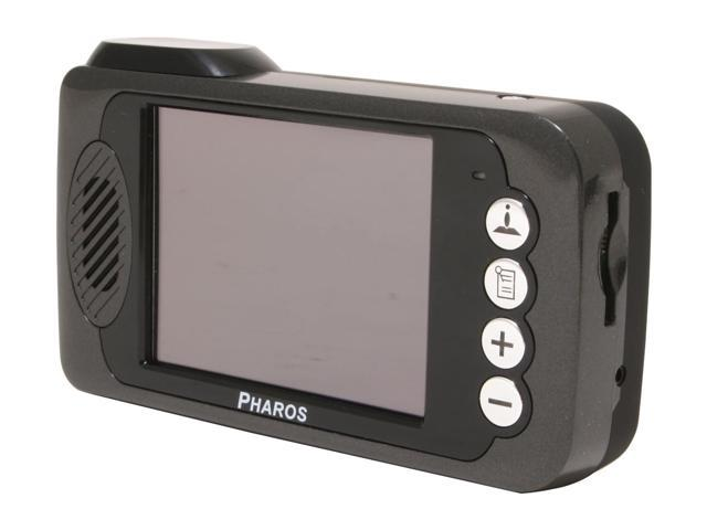 "PHAROS PDR135 3.5"" Portable GPS Navigation System"