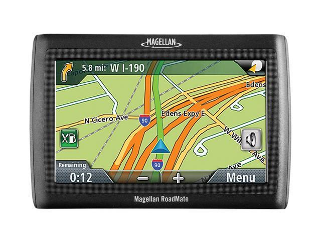 "MAGELLAN 4.3"" GPS with Lifetime Map Update"