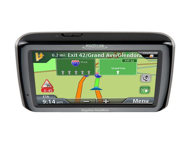 "MAGELLAN RoadMate 3045-MU 4.7"" GPS w/ Lifetime Traffic & 1 Free Map Update"