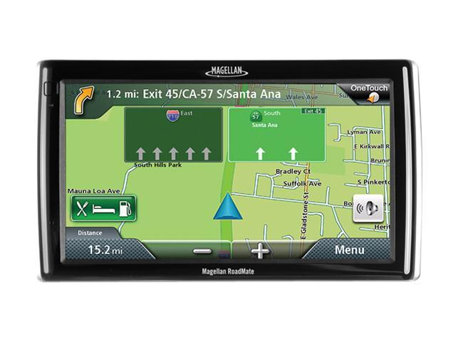 "MAGELLAN 7.0"" GPS Navigation with One Free Map Update"