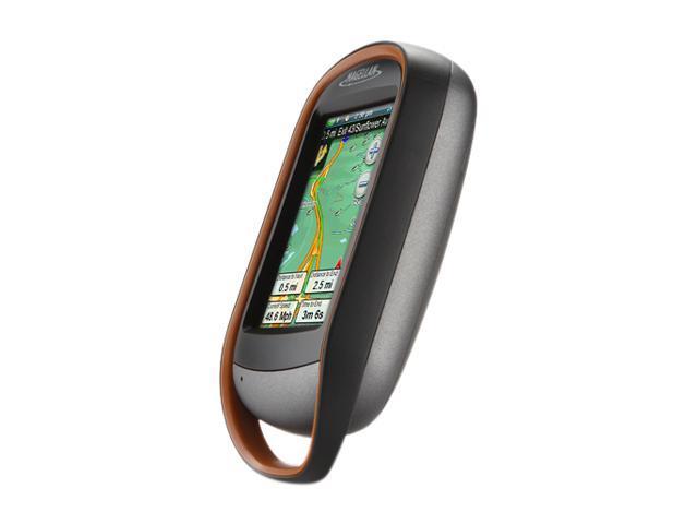 "MAGELLAN 3.0"" GPS Navigation w/ 3.2MP Camera"