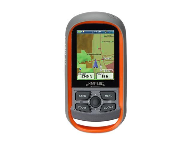 "MAGELLAN eXplorist 310 North America 2.2"" Handheld GPS Navigation"