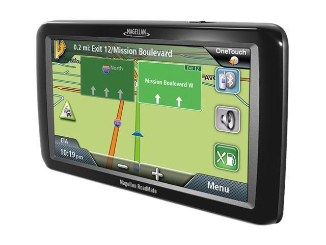 "MAGELLAN 7.0"" GPS Navigation w/ Bluetooth Hands-Free Calling"