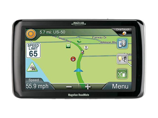 "MAGELLAN 7.0"" RV/Truck GPS Navigation w/ Lifetime Traffic"