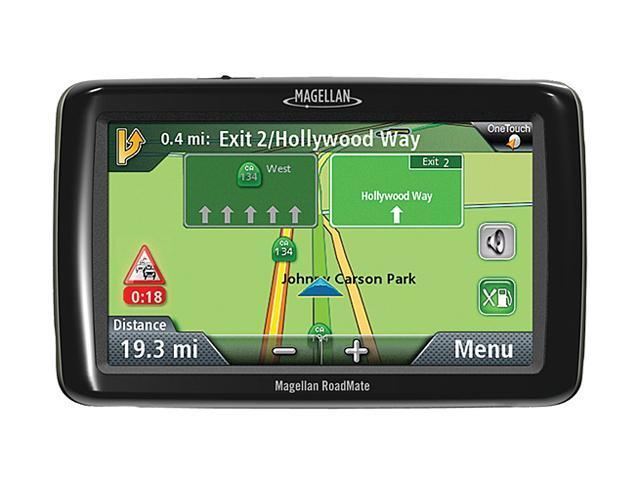 "MAGELLAN 5.0"" GPS Navigation w/ Lifetime Traffic & Map Update"