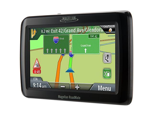 """MAGELLAN 4.3"""" GPS Navigation w/ Free Lifetime Map Update & Traffic"""