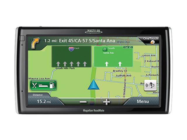 """MAGELLAN 7.0"""" GPS Navigation w/ Lifetime Map Updates"""