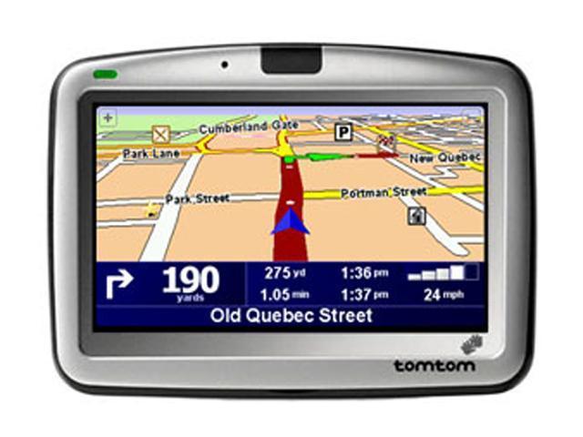 "TomTom GO 910 4.0"" TomTom GO 910 GPS Vehicle Navigator"