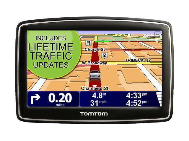 TomTom XL 340T 4.3